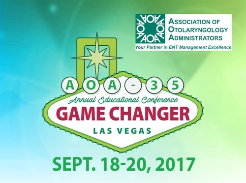 Association of Otolaryngology Administrators Event